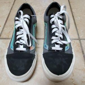 Hologram stripe Vans sneakers